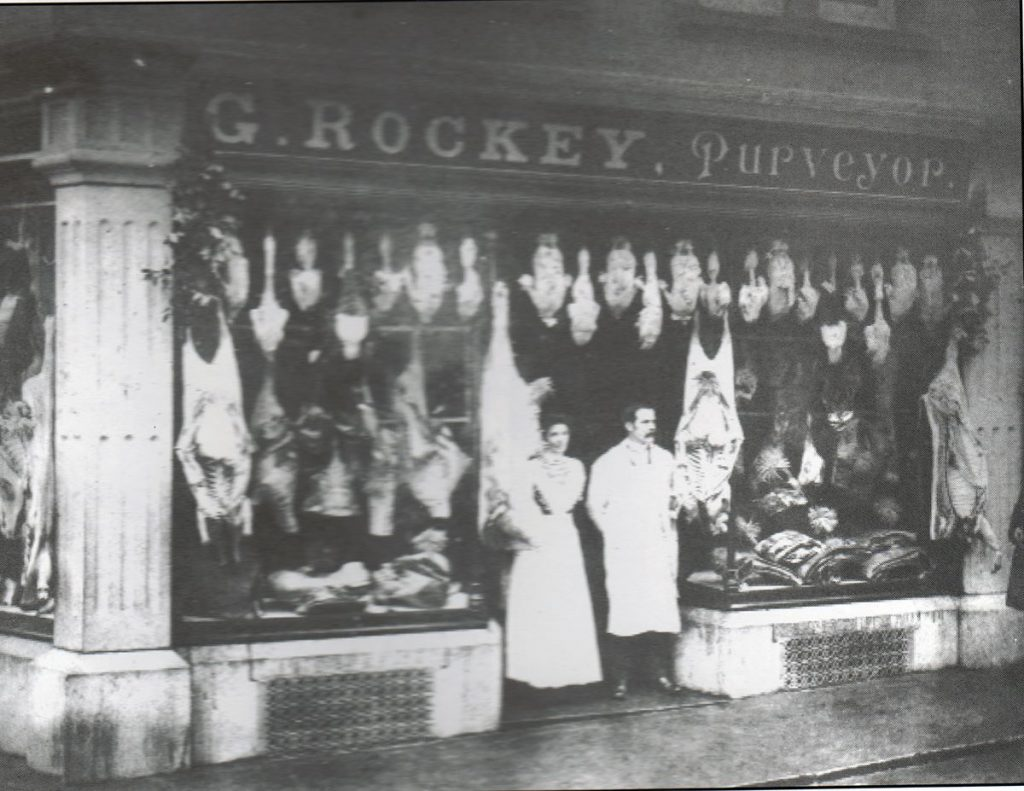G. Rockey, 1, Church Street