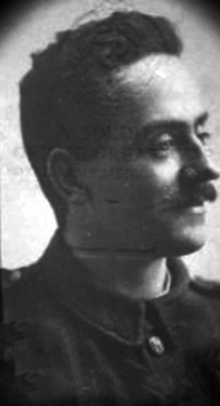 Douglas Ophia Edward Gordon CAVEY