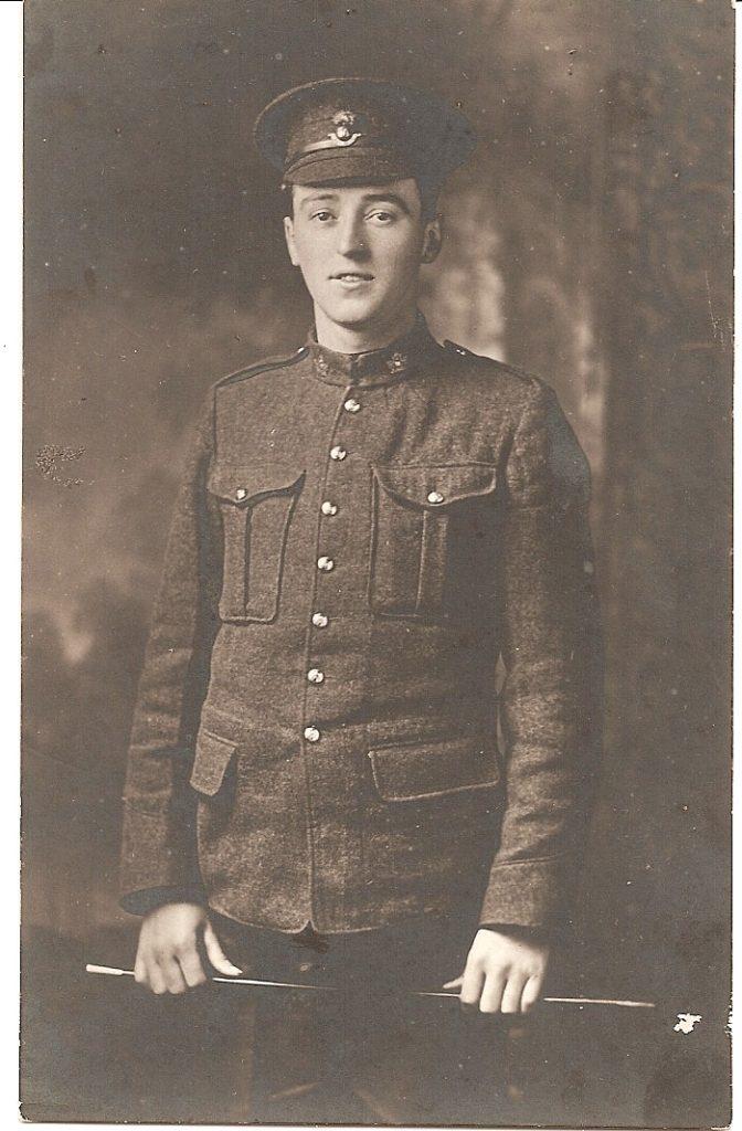 Leonard Richard Bartlett (1889-1917)