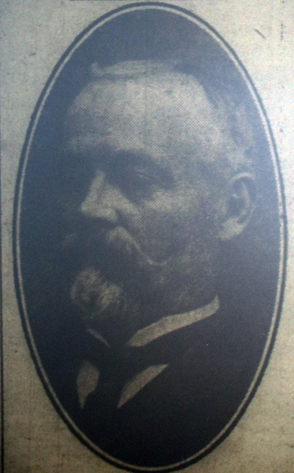 Charles Vosper