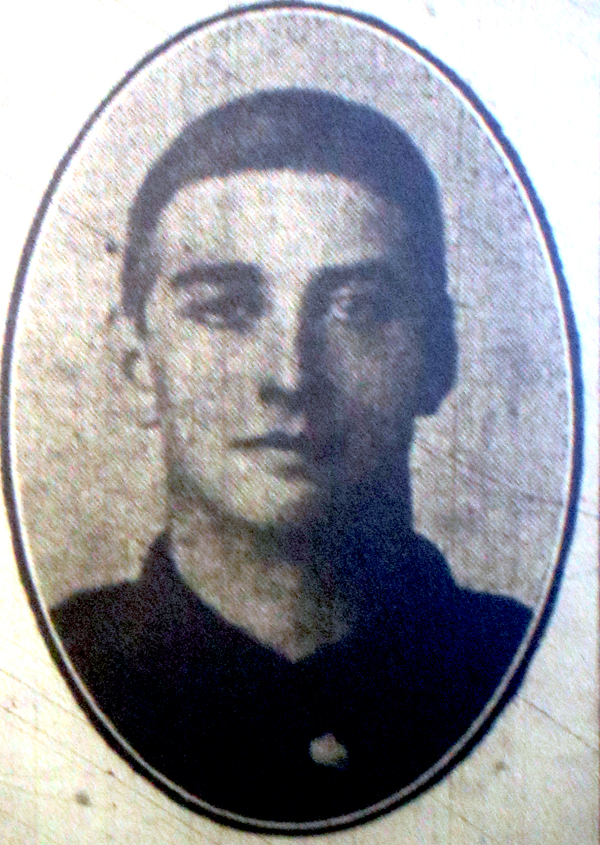 Private George Trehane Deacon 1914