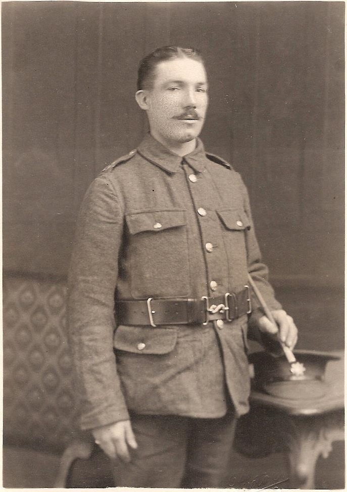 Private Sydney Moon of the Devonshire Regiment
