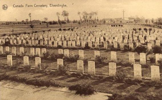 Canada Farm Cemetery