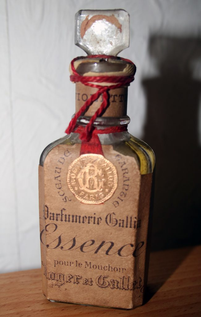 Doug Cavey's Perfume Gift for his wife