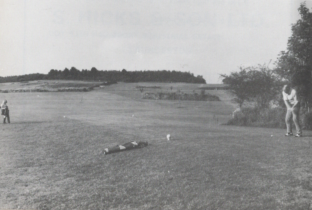 Launceston Golf Course 1974