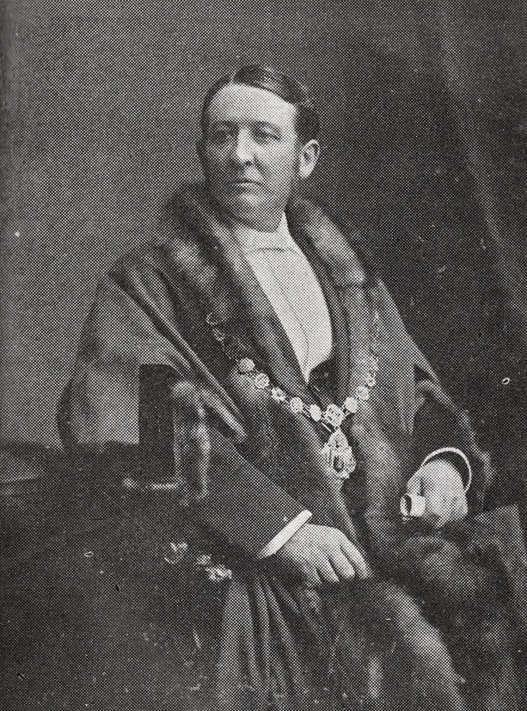 Thomas Pomroy Trood 1916