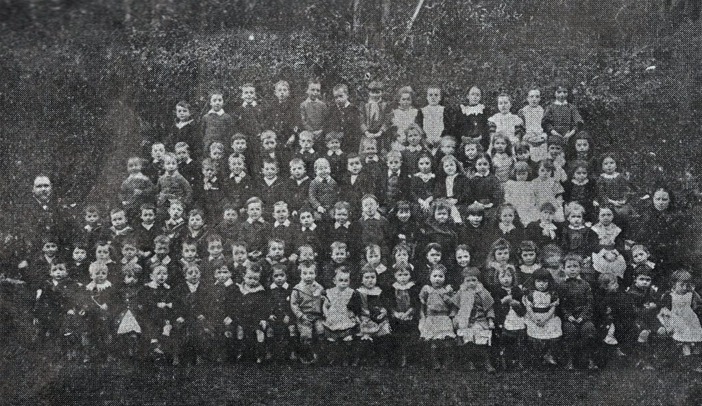 Wesleyan Infants School 1891