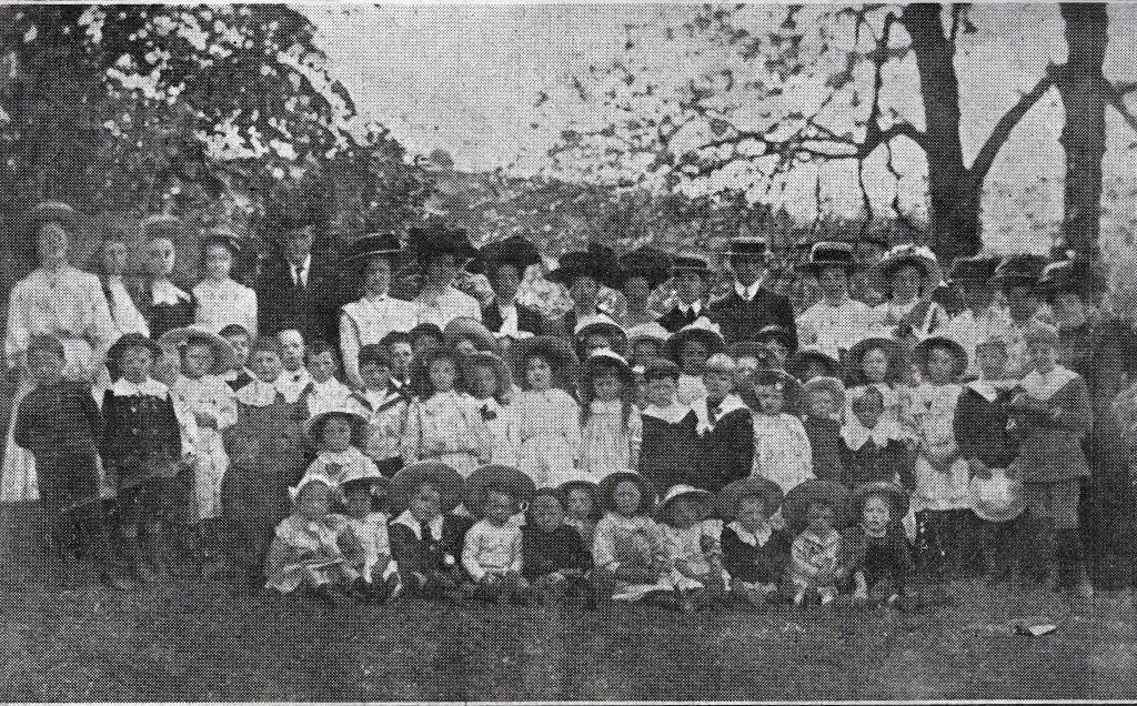 Launceston Wesleyan Primary School 1910