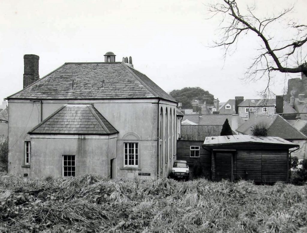 Madford House and Ministry of Works 1960