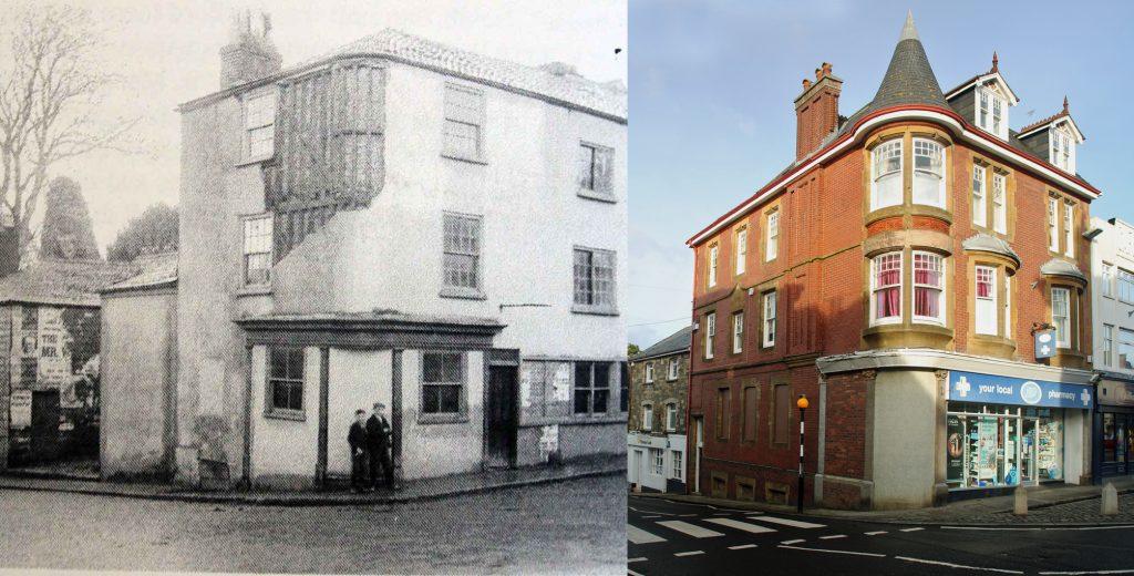 28 Broad Street 1909-2019