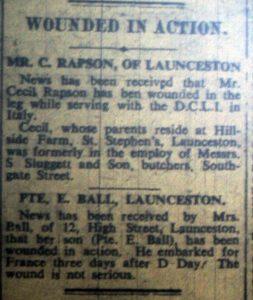 June 1944 News.