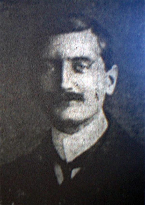 Claude Raddall in 1925.