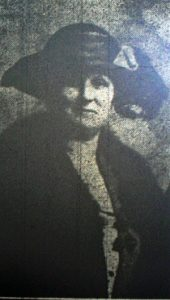 Elizabeth Hosking in 1924.