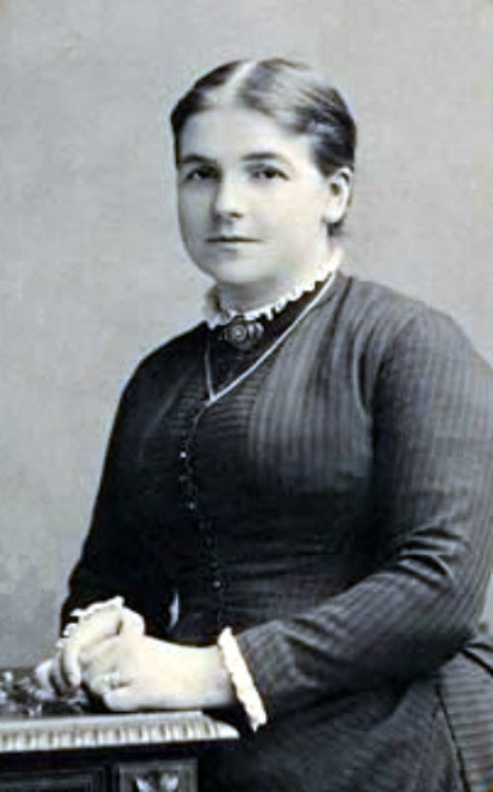 Grace Baring Gould, nee Taylor