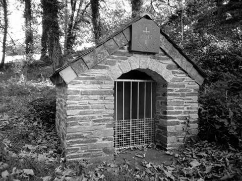 Lewtrenchard Holy Well