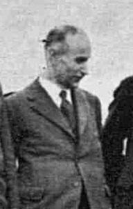 Rodney Howard Keast in 1945