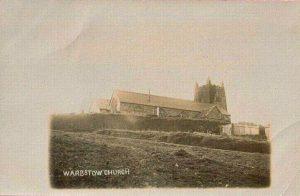 Warbstow Church c.1900