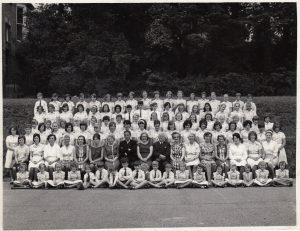 Pendruccombe School c.1962/63. Photo courtesy of Angus Bain