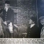 Bolventor Harriers Meet at Jamaica Inn in 1958