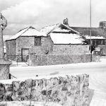 Jamaica Inn in the snow