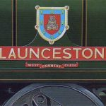 Bullied 'Launceston' nameplate.