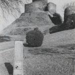 Launceston Castle in 1982.