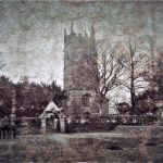 North Petherwin Church c.1910. Photo courtesy of Gary Lashbrook.