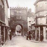 Launceston's Southgate in the 1930's