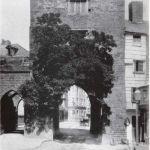 Launceston's Southgate in 1900