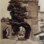 Launceston's Southgate in the 1930's.