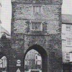 Launceston's Southgate in 1982