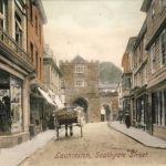 Launceston's Southgate in 1905
