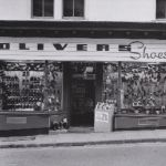 Olivers, Broad Street (The Golden Boot), Launceston