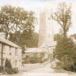 St. Nonna's Church, Altarnun 1906