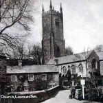 Altarnun Church in 1913