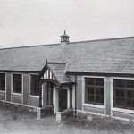 Altarnun Unionist Hall shortly after its opening. Photo by Brimmells.