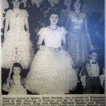 1959 Altarnun Carnival Queen Beryl Northey.