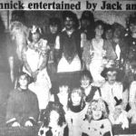 1988 Lewannick pantomime 'Jack and Jill.'