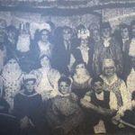 1965 Lewannick pantomime 'Sinbad the Sailor.'