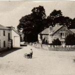 Lewannick c.1890. Photo courtesy of C. Sumner