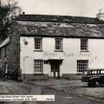 The Kings Head, Five Lanes in the early 1960's.