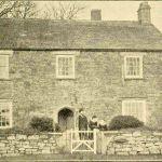 Trebant Farmhouse, Altarnun in 1901.