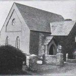 Trevadlock Cross Chapel.
