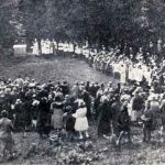 Altarnun pilgrimage to the holy well in 1923.