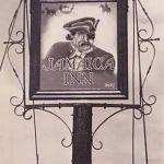 Jamaica Inn sign.
